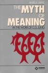 Der Mythos vom Sinn im Werk von C.G. Jung - Aniela Jaffé