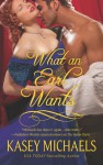What an Earl Wants (The Redgraves) - Kasey Michaels