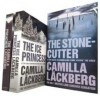 Patrik Hedström 3 Book Collection Set - Camilla Läckberg, Steven T. Murray