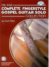 Complete Fingerstyle Gospel Guitar Solo Collection [With CD] - Duck Baker