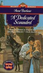 A Dedicated Scoundrel - Anne Barbour