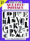 Ready-to-Use Art Deco Initials - Carol Belanger-Grafton