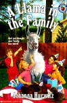 A Llama in the Family - Johanna Hurwitz, Tonya Alicia Martin, Mark Graham