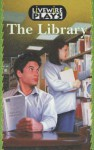 Livewire Plays the Library - Peter Leigh