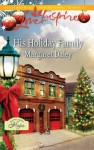 His Holiday Family - Margaret Daley