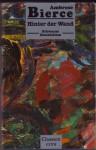 Hinter Der Wand: Schwarze Geschichten - Ambrose Bierce