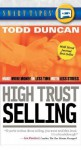 High Trust Selling (Audio) - Todd Duncan