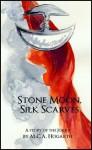 Stone Moon, Silk Scarves - M.C.A. Hogarth