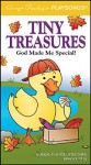 Tiny Treasures: God Made Me Special - Karyn Henley