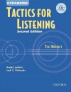 Expanding Tactics for Listening Test Booklet - Andy London, Jack C. Richards