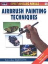 Airbrush Painting Techniques - Jerry Scutts
