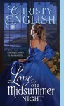 Love on a Midsummer Night (Shakespeare in Love) - Christy English