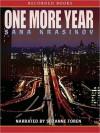 One More Year (MP3 Book) - Sana Krasikov, Suzanne Toren