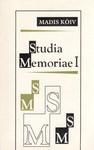 Rännuaastad Studia memoriae I - Madis Kõiv