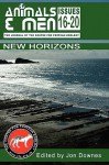 New Horizons: Animals & Men Issues 16-20 Collected Editions Vol. 4 - Jonathan Downes