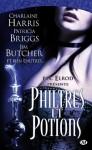 Philtres et potions (Jane Yellowrock, #0.5) - Jenna Maclaine, Patricia Briggs, Patricia Briggs, Jim Butcher