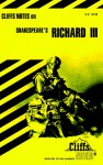 Shakespeare's Richard III (Cliffs Notes) - CliffsNotes, James K. Lowers, William Shakespeare