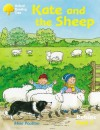 Kate and the Sheep (Oxford Reading Tree: stages 6 10: robins storybooks: 5) - Mike Poulton, Rod Hunt