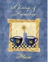 Blessings Of Friendship: Always There For Me (Flavia Gift Books) - Flavia Weedn
