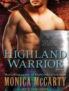 Highland Warrior: A Novel - Monica McCarty, Roger Hampton