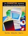 The Essential Workbook for Library and Internet Research Skills - Klein, Robert Lee