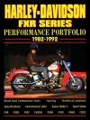 Harley-Davidson FXR Series: Performance Portfolio 1982-1992 - R.M. Clarke