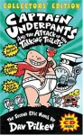 Captain Underpants and the Attack of the Talking Toilets - Collectors' Edition - Dav Pilkey
