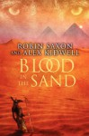 Blood in the Sand - Robin Saxon, Alex Kidwell