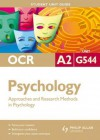Ocr A2 Psychology: Unit G544: Guide To Approaches And Research Methods In Psychology (Student Unit Guides) - David Clarke