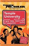 Temple University - Tiffani Joseph, Meghan Dowdell
