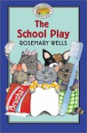 Yoko & Friends: School Days #2: The School Play: Yoko & Friends School Days: The School Play - Book #2 - Rosemary Wells, Jody Wheeler