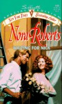 Waiting For Nick (Stanislaskis #5) (Silhouette Special Edition #1088) - Nora Roberts