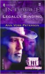 Legally Binding (Shotgun Sallys) - Ann Voss Peterson