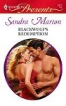 Blackwolf's Redemption (Harlequin Presents) - Sandra Marton