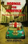 Normal for Norfolk (The Thelonious T. Bear Chronicles, #1) - Mitzi Szereto, Teddy Tedaloo