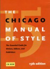 The Chicago Manual of Style for Windows - John Grossman