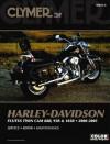 Clymer Harley Davidson Fls/Fxs twin cam 88B, 95B & 103B, 2000-2005 - Ed Scott