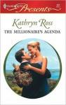 The Millionaire's Agenda - Kathryn Ross