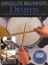 Absolute Beginners - Drums: Book/DVD Pack - Music Sales Corporation, Hal Leonard Publishing Corporation