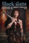 Black Gate 15 - Spring 2011 (Black Gate Magazine, #15) - John O'Neill, Vaughn Heppner, Harry Connolly, Jonathan L. Howard, Howard Andrew Jones, Maria V. Snyder, Sarah Avery, John C. Hocking, Frederic S. Durbin