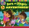 Dora and Diego's Adventures! (Dora the Explorer) - Leslie Valdes, Alison Inches, Susan Hall, Dave Aikins, Robert Roper