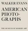 American Photographs. Walker Evans - Walker Evans