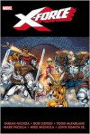 X-Force Omnibus - Volume 1 - Fabian Nicieza, Rob Liefeld, Todd McFarlane, Mark Bagley, Tom Raney, Mike Mignola, Greg Capullo, John Romita
