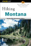Hiking Montana, 3rd: 25th Anniversary Edition - Bill Schneider, Russ Schneider