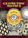 DOVER BOOK: Geometric Motifs CD-ROM and Book - NOT A BOOK