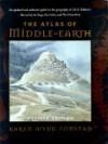 The Atlas of Middle-Earth - Karen Wynn Fonstad