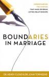 Boundaries in Marriage - Henry Cloud, John Townsend