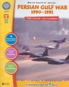 Persian Gulf War 1990-1991, Grades 5-8: Reading Levels 3-4 [With 6 Overhead Transparencies] - Nat Reed