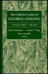 The Collected Letters of George Gissing, Vol. 3: 1886-1888 - George R. Gissing, Pierre Coustillas, Paul F. Mattheisen, Arthur C. Young