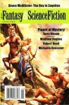 Fantasy & Science Fiction, January 2006 - Gordon Van Gelder, Bruce McAllister, Terry Bisson, Matthew Hughes, Robert Reed, Michaela Roessner